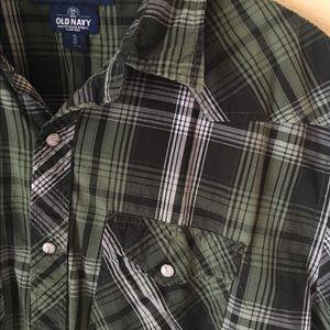 Old Navy Short Sleeve Top | XL